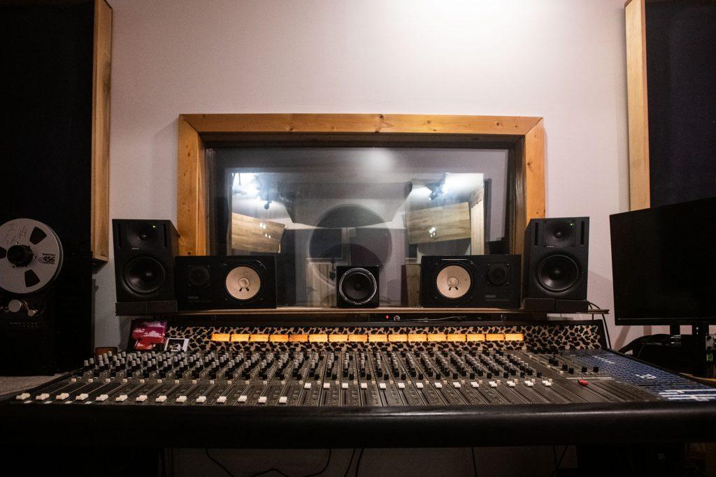 Brooklyn Recording Studio Console
