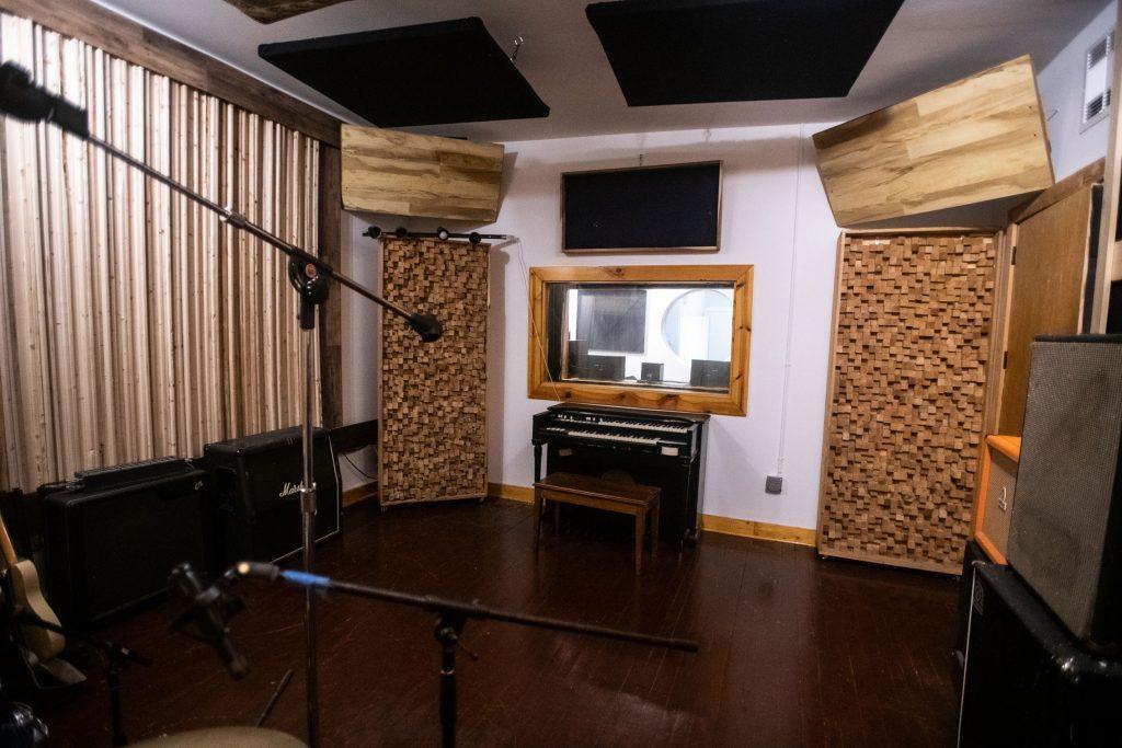Brooklyn Recording Studio Live Room 2